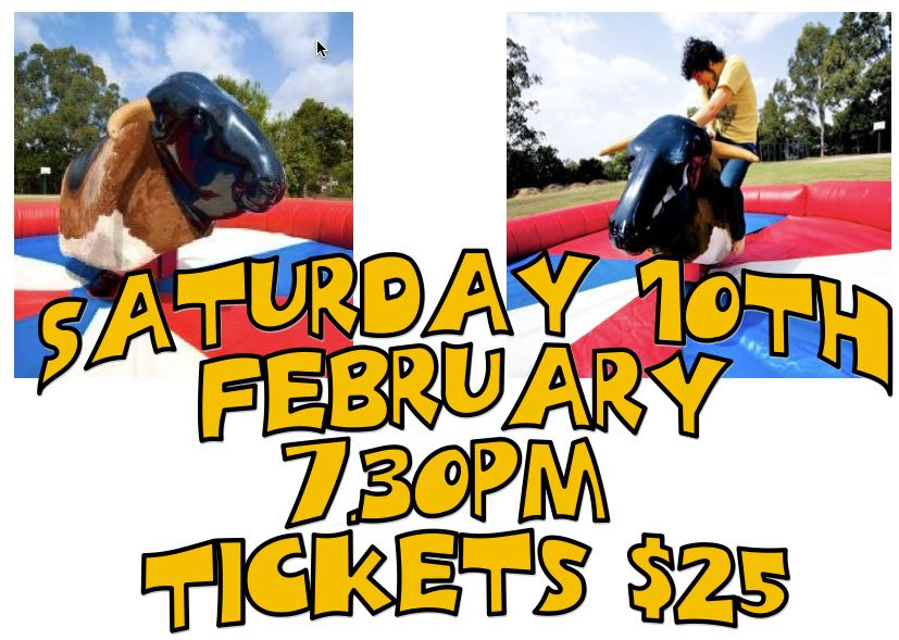 2018 Mechanical Bull