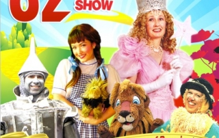 the wizard of ozshow