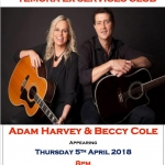 Adam Harvey & Bec Cole